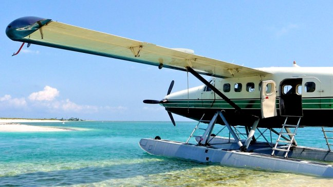 1956 de Havilland Canada DHC-3 Otter seaplane
