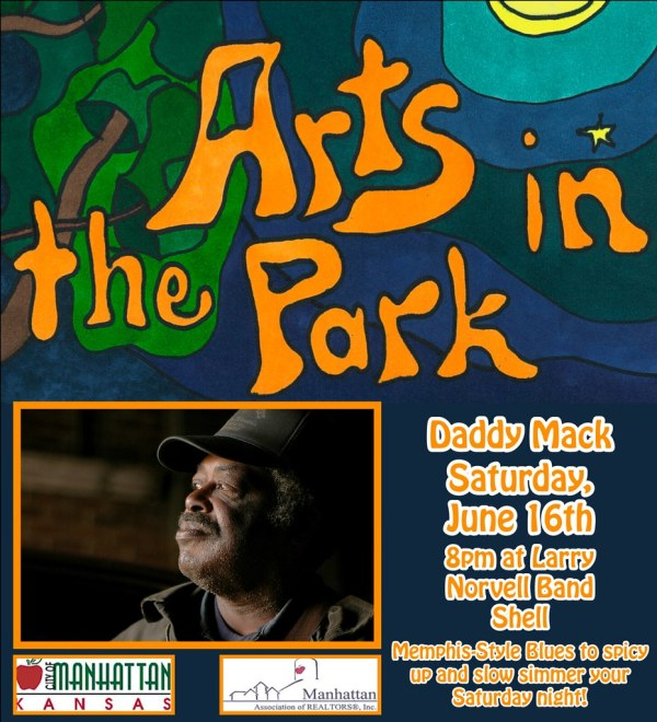 daddy mack arts in the park