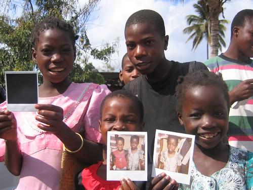 Mozambique, Polaroid Project