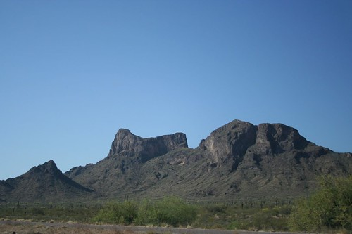 Picacho Peak Arizona
