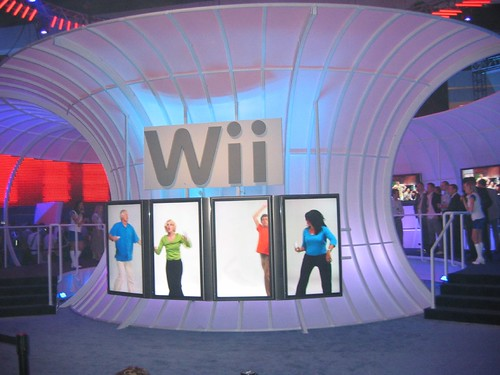 wii booth