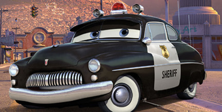 The Sheriff of Radiator Spring