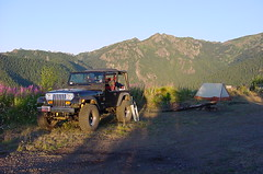 Olympic National Forest Rd 27-210 Campsite.JPG