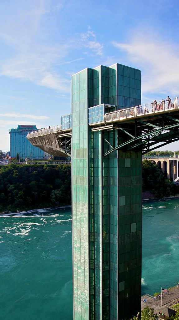 Niagara Falls, NY Observation Tower