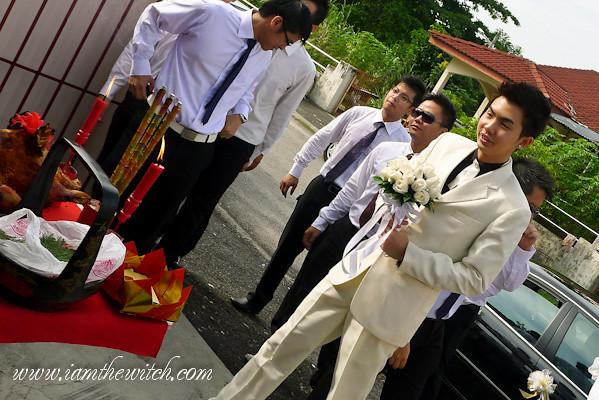 CH Wedding Kampar