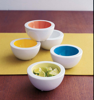 Perky Bowls from Bisou