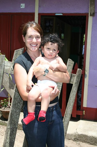 Kelli and Roberto,  Jinotega
