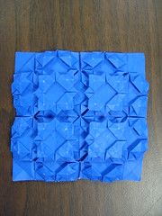 Designed and folded by Jonathan Miller - San Francisco CA June 2006 BARF meeting item 08 top view