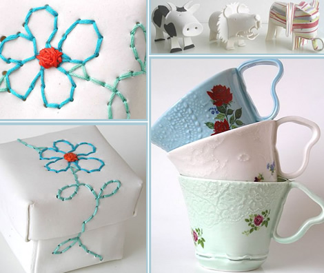 Hanne Rysgaard Ceramics (and Blaze!)