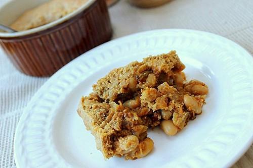 Pumpkin Bean Cornbread Casserole (20)
