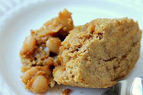Pumpkin Bean Cornbread Casserole (10)