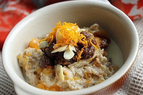 Orange Mincemeat festive overnight oats (8)