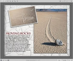 Custom Book Layouts in Aperture