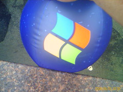 Windows Vista balloon