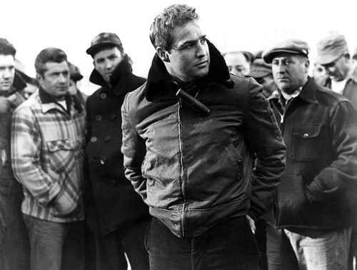 Brando in On the Waterfront