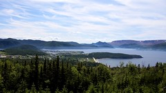 View of Norris Point is nicknamed