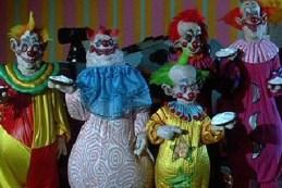 Pie Throwing Killer Klowns