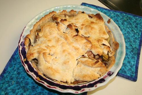 A great apple pie