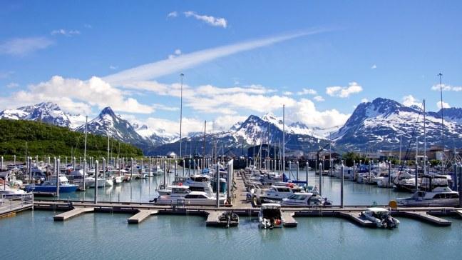 Downtown Valdez