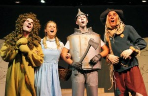wizard of oz columbian theatre 