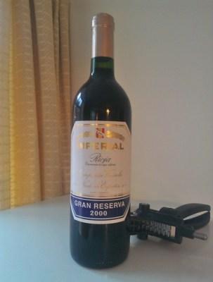 CUNE Rioja Gran Reserva Imperial 2000