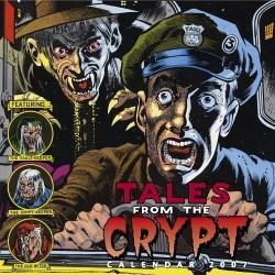 tales from the cyrpt calendar
