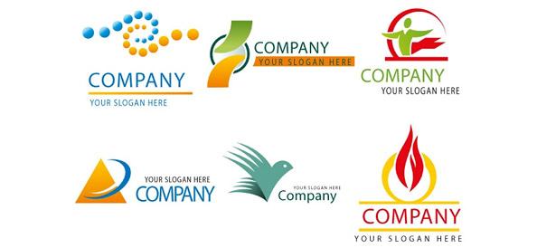 Free Logo Template Set 12