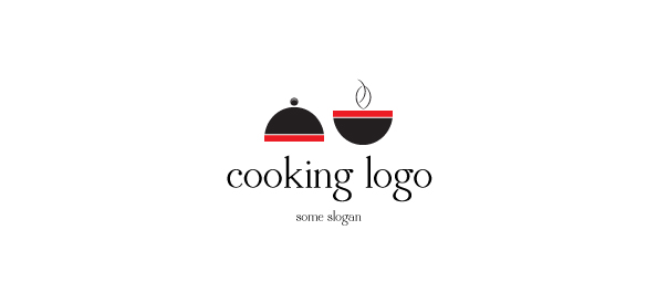 Cooking Vector Logo Template