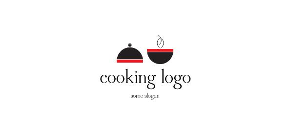 Cooking Vector Logo Template