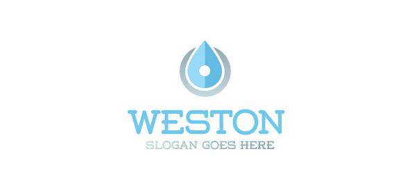 Drop Logo Vector Template