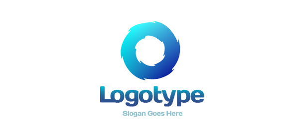 Free Logo Design in Zig Zag Shape