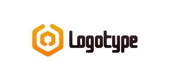 Orange Logo Vector Design