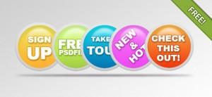 Web 2.0 Badges