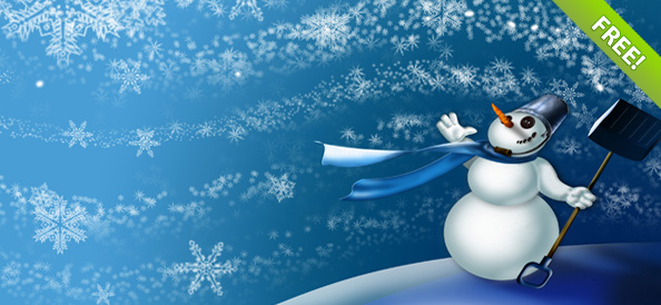 Snowman Winter Wallpapers