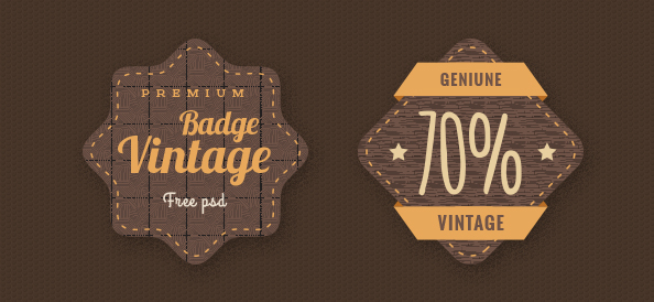32 Best Free PSD Badges and Ribbons - Free PSD Files
