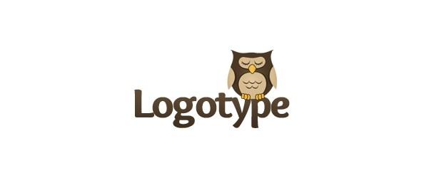 Owl_Logo_Design_Template