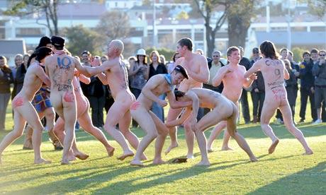 nfl locker nude