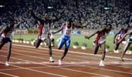 vegetarian olympiads: Carl Lewis 1991