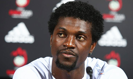EmmanuelAdebayor460 Boko Haram: Adebayor Appeals For Global Attention On Abducted Girls
