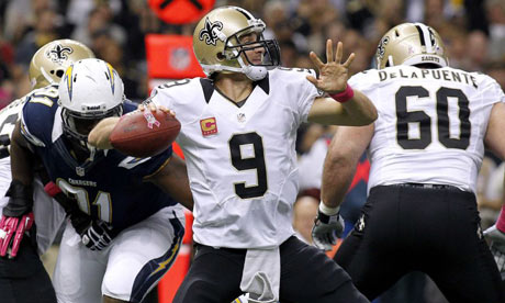 Drew Brees Chargers Looking Back at Drew Brees 39