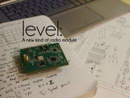level: A New Kind of Radio Module