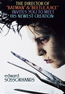 Edward Scissorhands Poster
