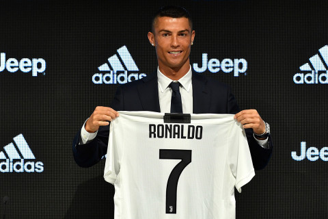 Cristiano Ronaldo Talks About Messi At Juventus Unveiling Cristiano Ronaldo Discusses Messi   More at Juventus Unveiling
