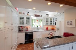 Small Of Ceiling Cabinets Over Island