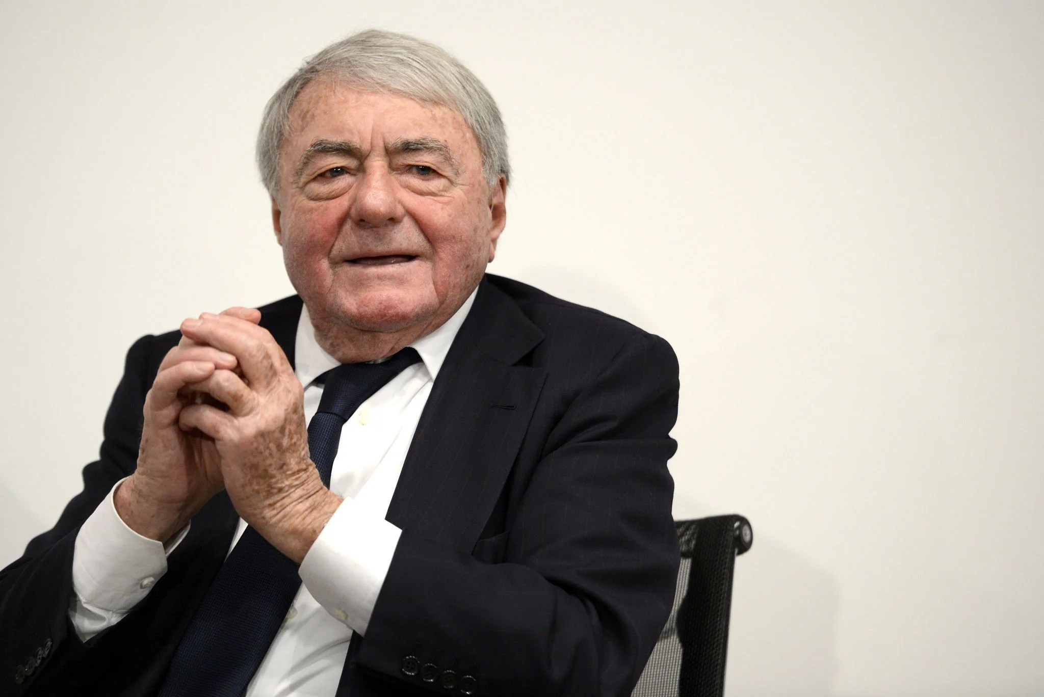 Claude Lanzmann death  Director of Holocaust documentary Shoah dies     The director Claude Lanzmann at the 63rd Berlinale Film Festival