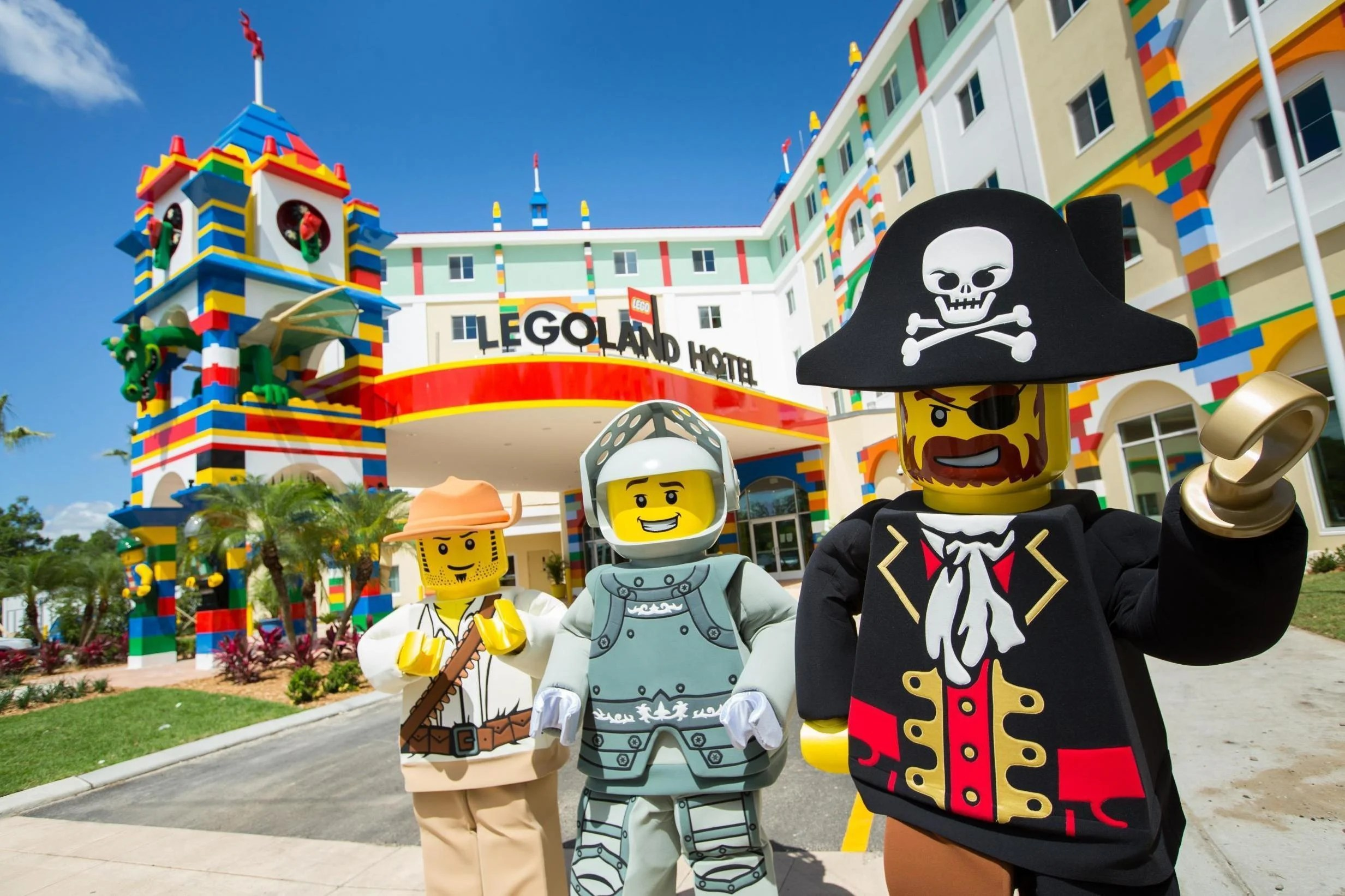 Why LEGOLAND Florida Resort offers fun for all the family   The     LEGO  the LEGO logo  the minifigure and LEGOLAND are trademarks of The LEGO  Group