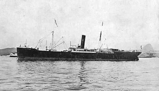Soldados do Mar: Marítimos nas Grandes Guerras