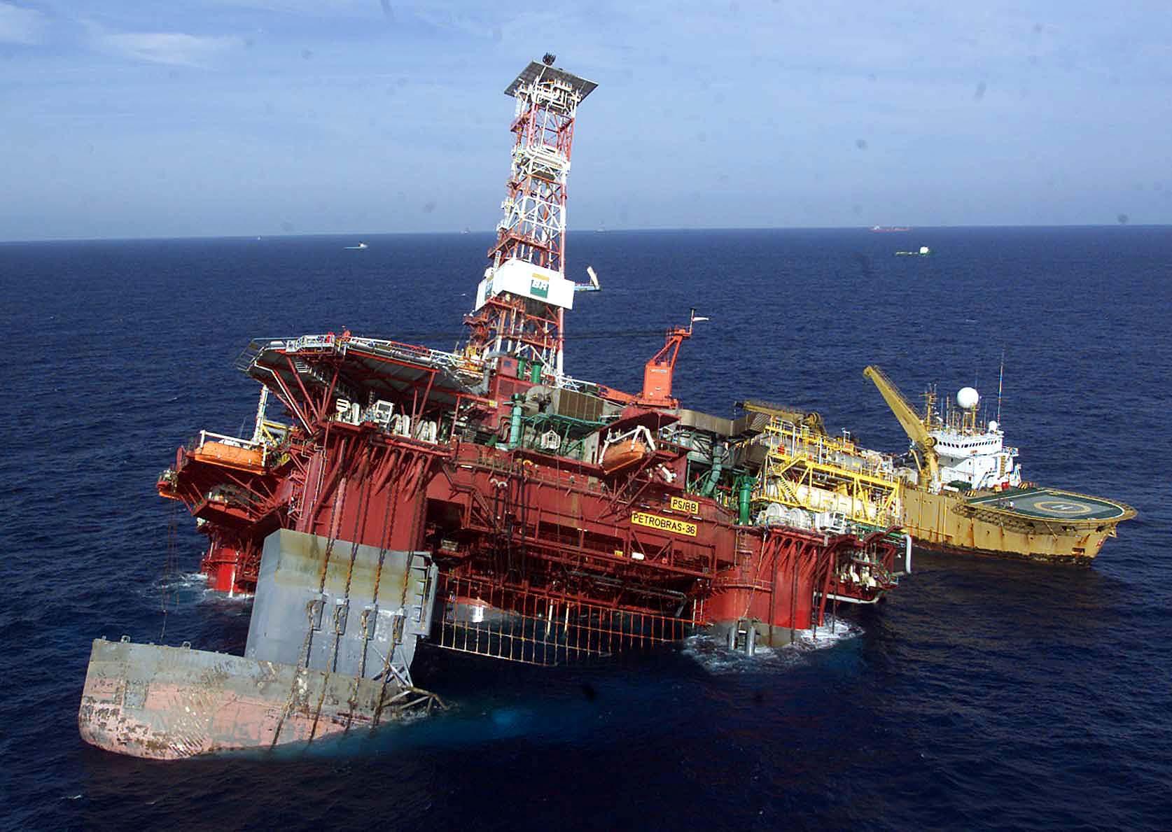 5 Maiores Acidentes com Plataformas de Petróleo - Jornal ...