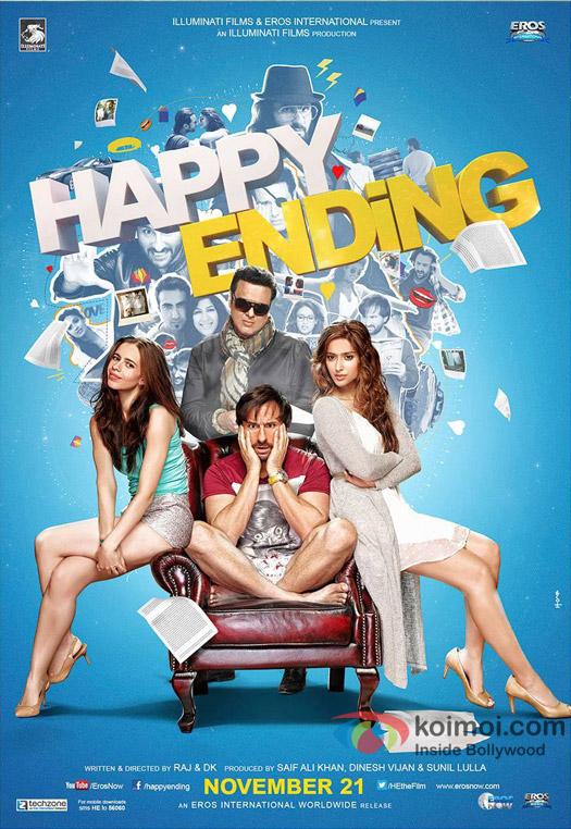Poster do filme Happy Ending