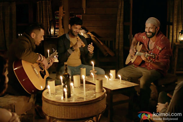 Listen Manzar Naya Song From Rock On 2| Ft. Farhan Akhtar, Arjun Rampal, Purab Kholi